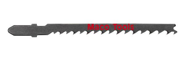 Profi Stichsägeblätter für Holz schnell aus CV T244D Handwerker Hobby Maco Tools