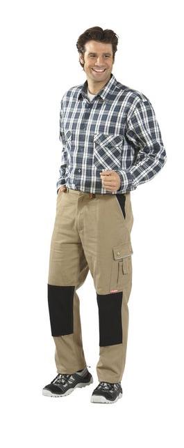 Bundhose schwarz 42-64//90-110//24-29 Arbeitskleidung Arbeitshose Handwerk Maco